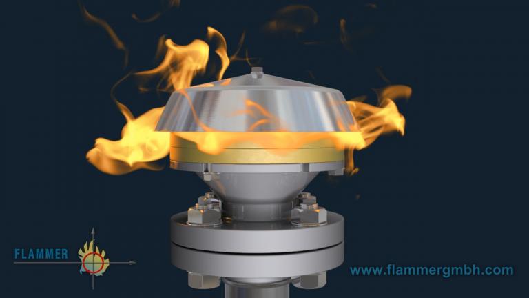 Flammer - Dauerbrand Deckel